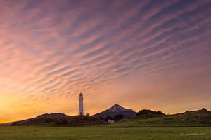 Cape Egmont Sunrise by chrisgin