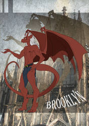 Brooklyn by vixengal01