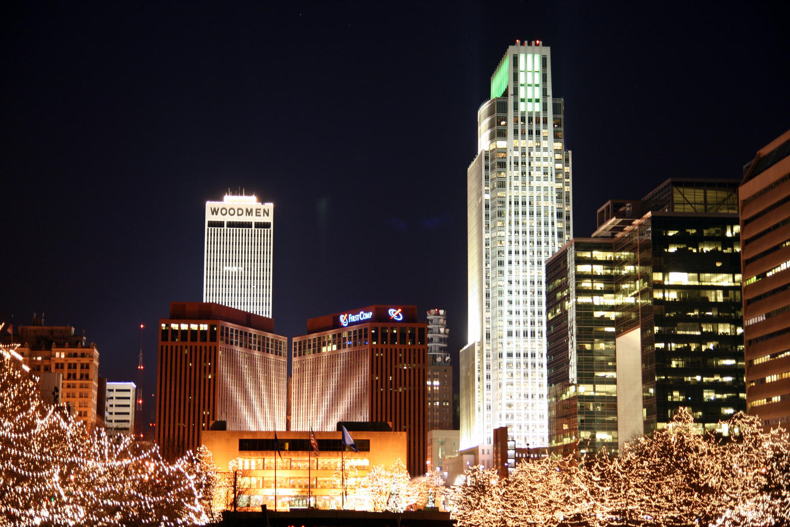 Omaha Christmas Lights 2008 by woberttodd on DeviantArt