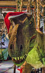 Its a T Rex Christmas by woberttodd