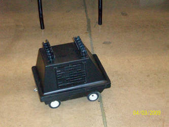 Mouse Droid by thejamz