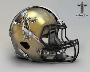 affa androids/new orleans saints