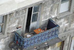 Balcony by ssonmez