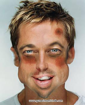 Brad Pitt - Beaten