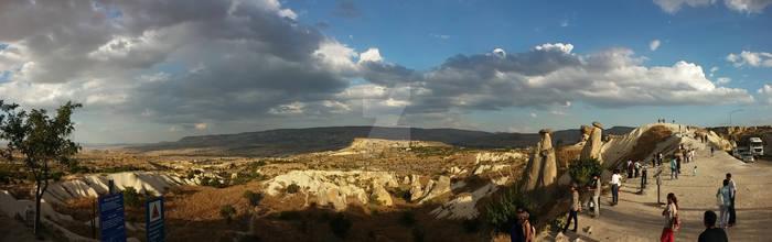 Cappadocia Fairy Chimneys | Turkey