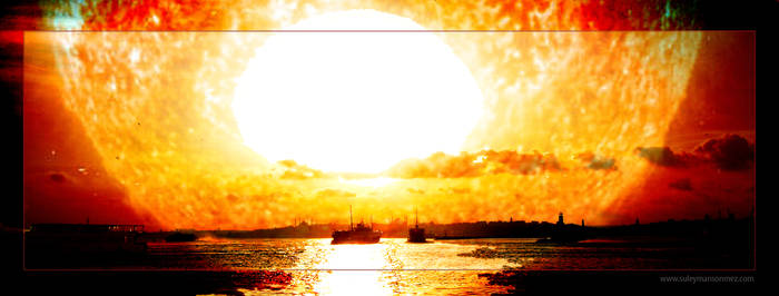 Istanbul Into The Sun
