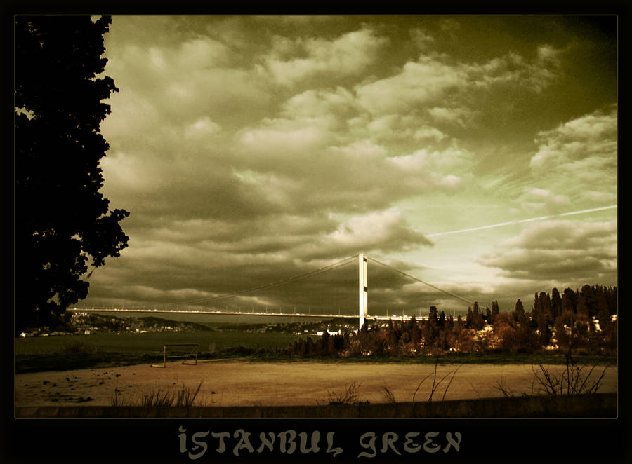 ISTANBUL GREEN - YESIL by ssonmez