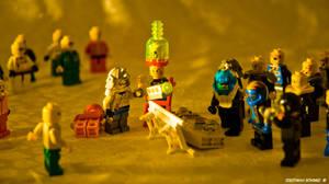 LEGO WARS 1 - LOST MUMMY