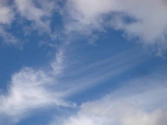 Cirrus Clouds 2 by AnnamaeTezuka