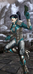 UT - Sapphire by LordLazarusX