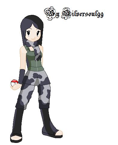 Kin Tsuchi in Pokemon by Silversoul99