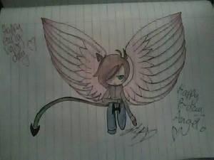 .:Fallen Angel's Devil Cat:.