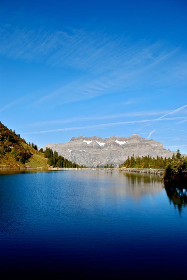 swiss mountains II by svenska-anseende