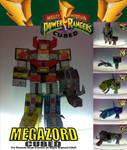 Megazord Cubed
