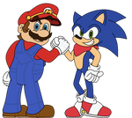 Mario and Sonic (SX:A)