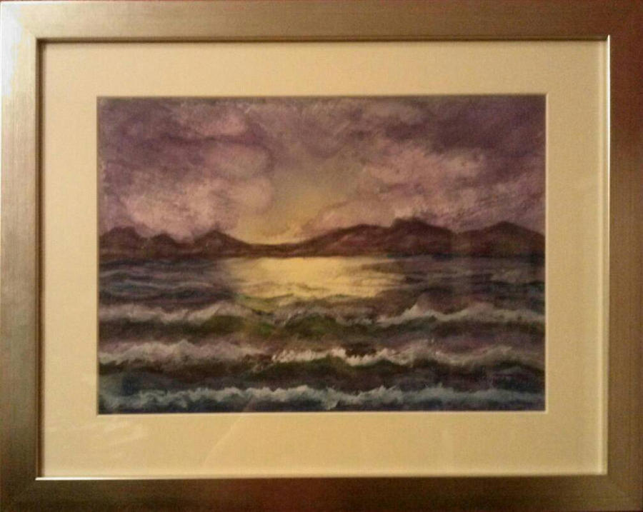 Seascape by Orchid-Black