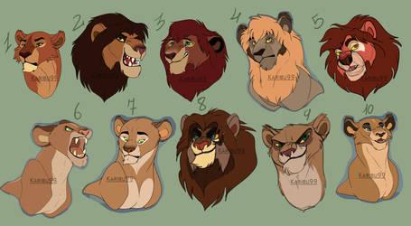 Lion Auctions (CLOSED)