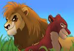Kovu's Parents