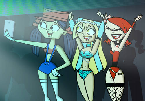 Total Drama: Let's Rave! by SAGraphics1997