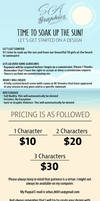 Beach Commission Guidelines