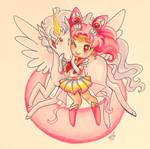 Sailor Chibi Moon Super S