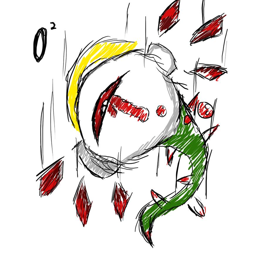 More 02 Fan art by SCP-079