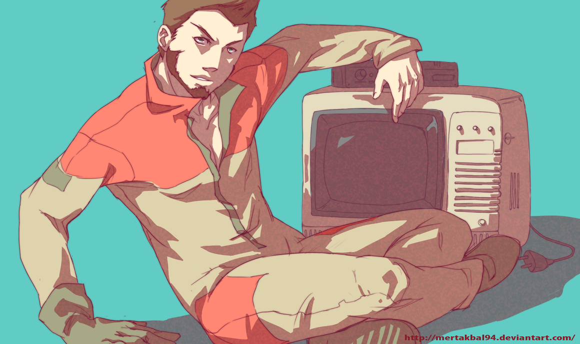 tv was so broken down by mertakbal94