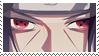 uchiha itachi stamp 6