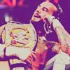 cm punk icon 11 by shushko