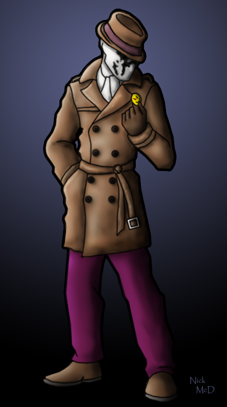 Rorschach by Nick-McD