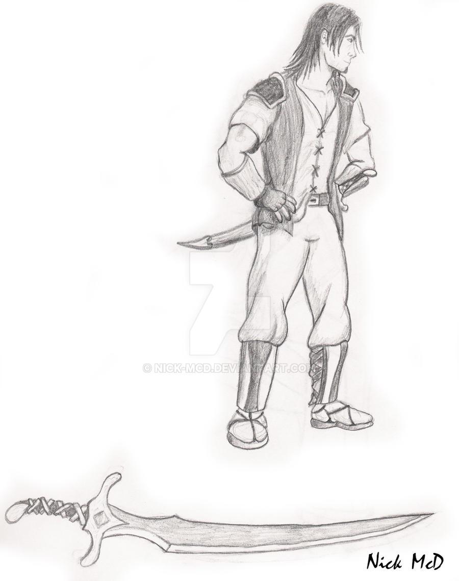 The Adventurer by Nick-McD