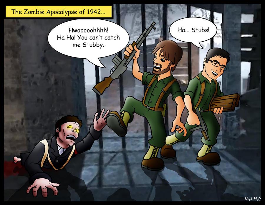 Call of Duty 5 Zombies Call of Duty Zombies by
