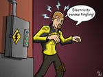 inFAMOUS: Electricity Senses