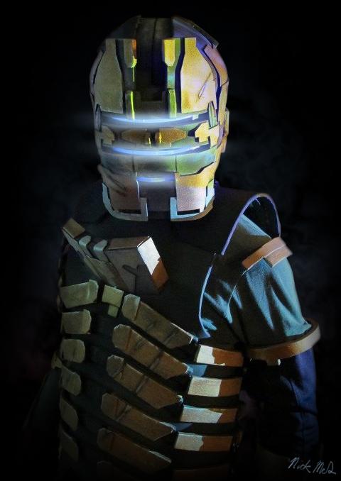 Issac Clarke Costume by Nick-McD