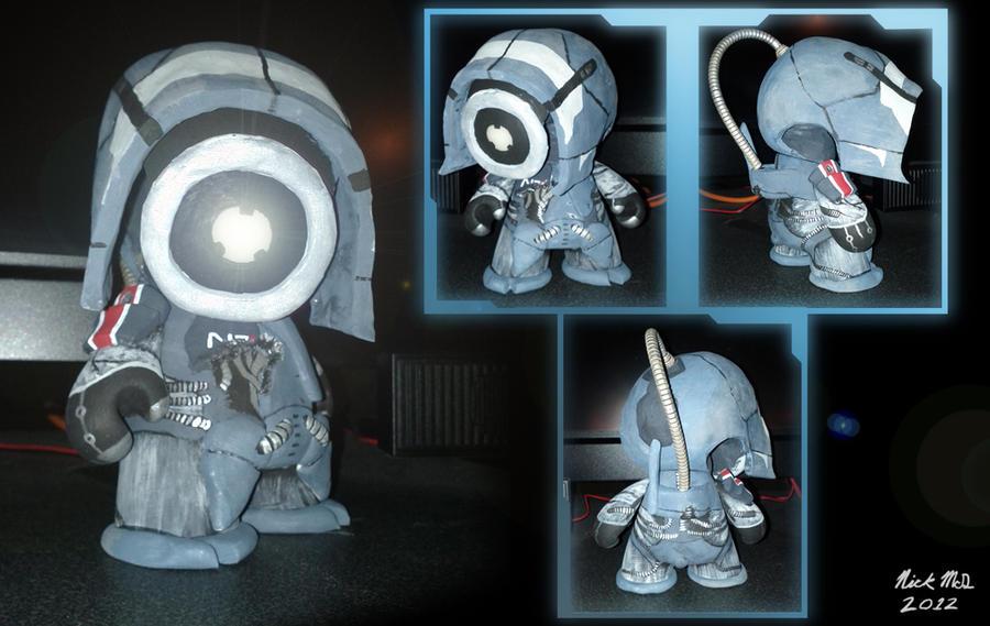 Legion Munny by Nick-McD