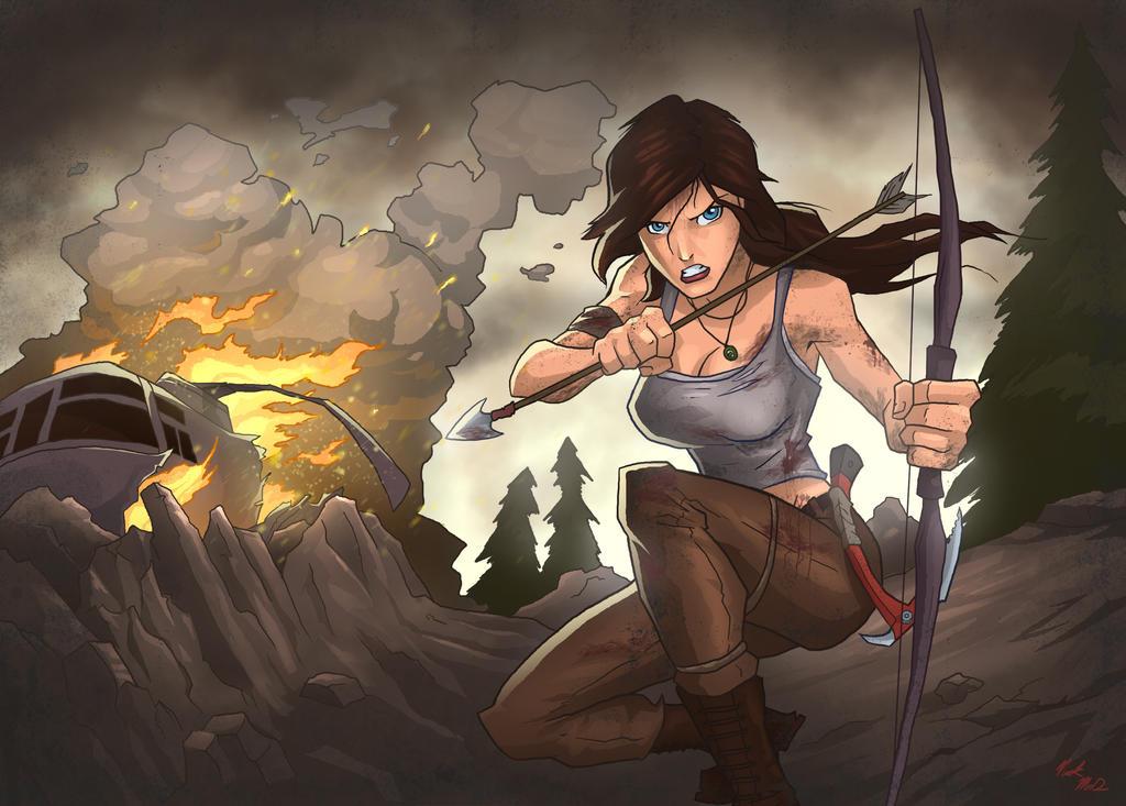 Tomb Raider Reborn by Nick-McD