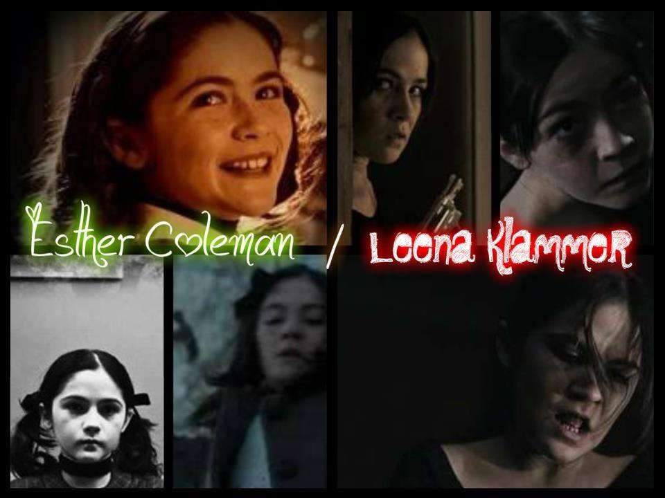 Esther Coleman/Leena Klammer by gothicchick97 on DeviantArt