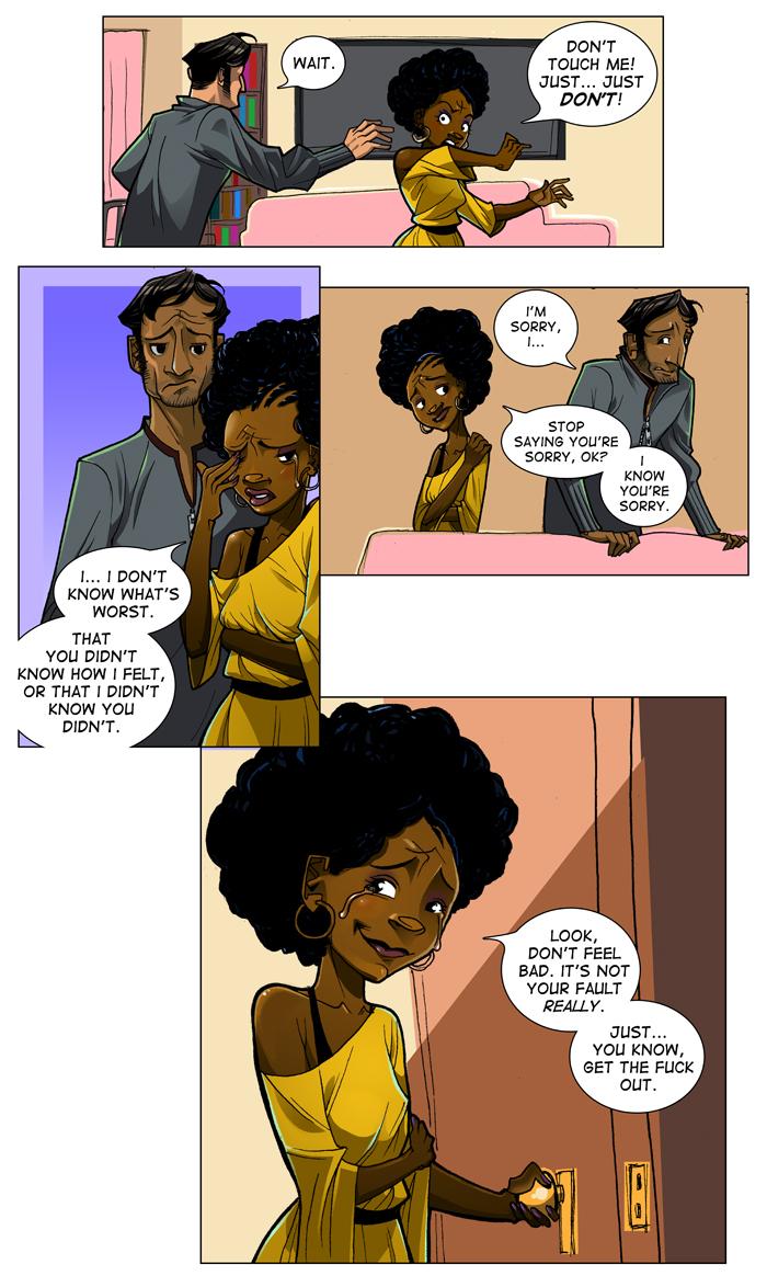 Tearful - Page 2. by SanctuarySchool