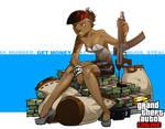 Morgan - Grand Theft Auto: Online by SanctuarySchool