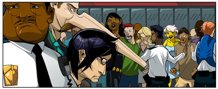 Sanctuary School: Go!! - Danny's in trouble by SanctuarySchool