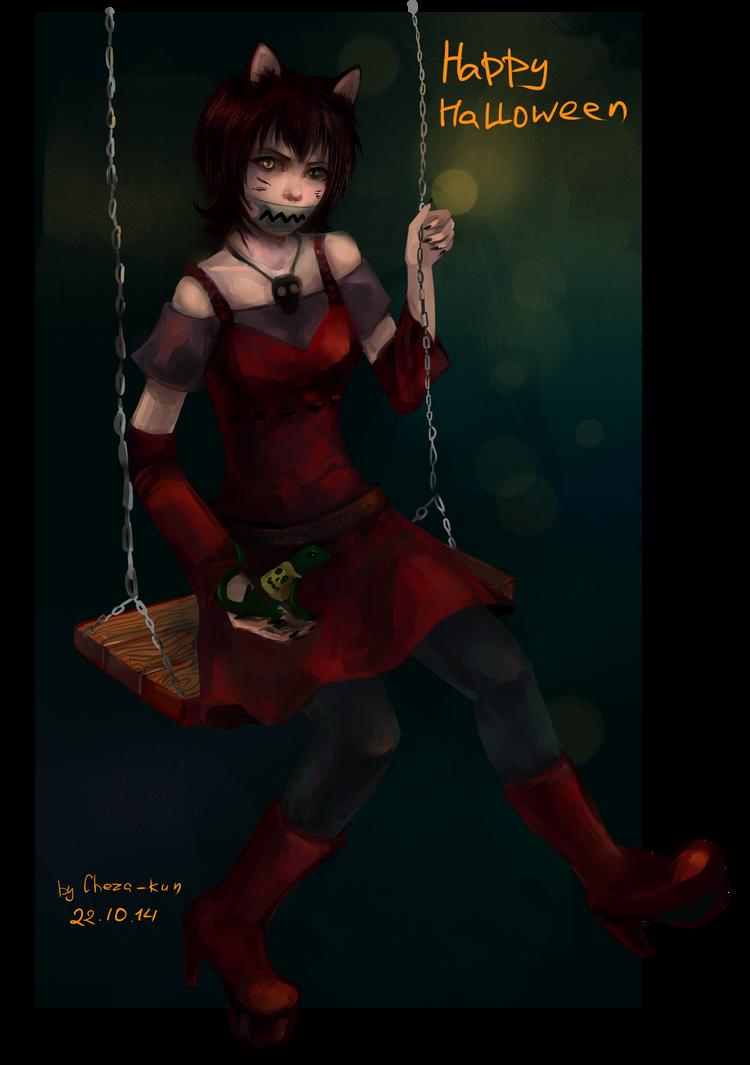 Halloween by Cheza-Kun