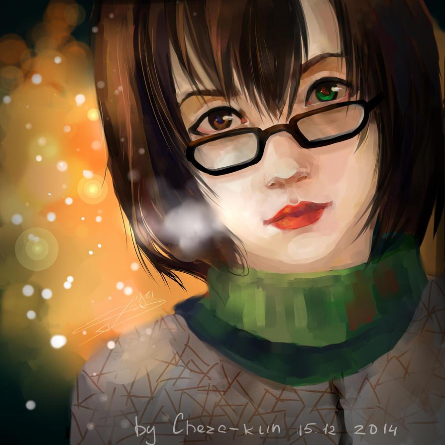 Winter by Cheza-Kun