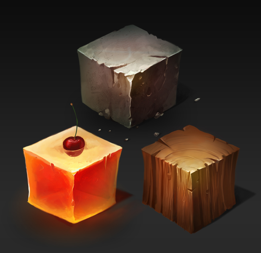 Study Materials by Cheza-Kun