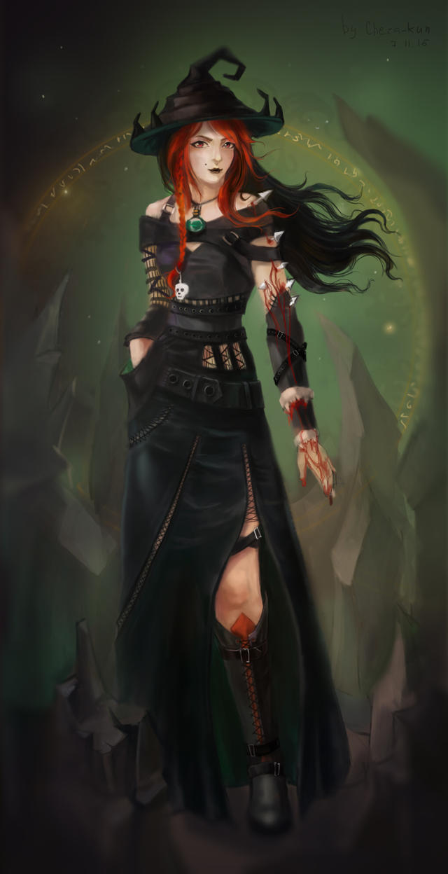 Volkiry by Cheza-Kun