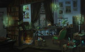 Room of magic