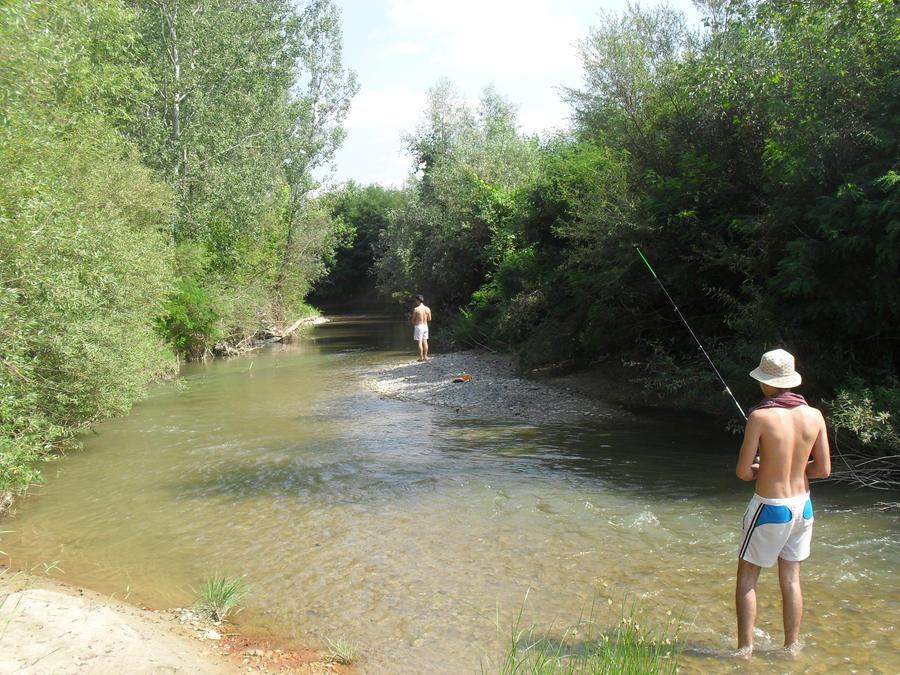 La pescuit by tztz