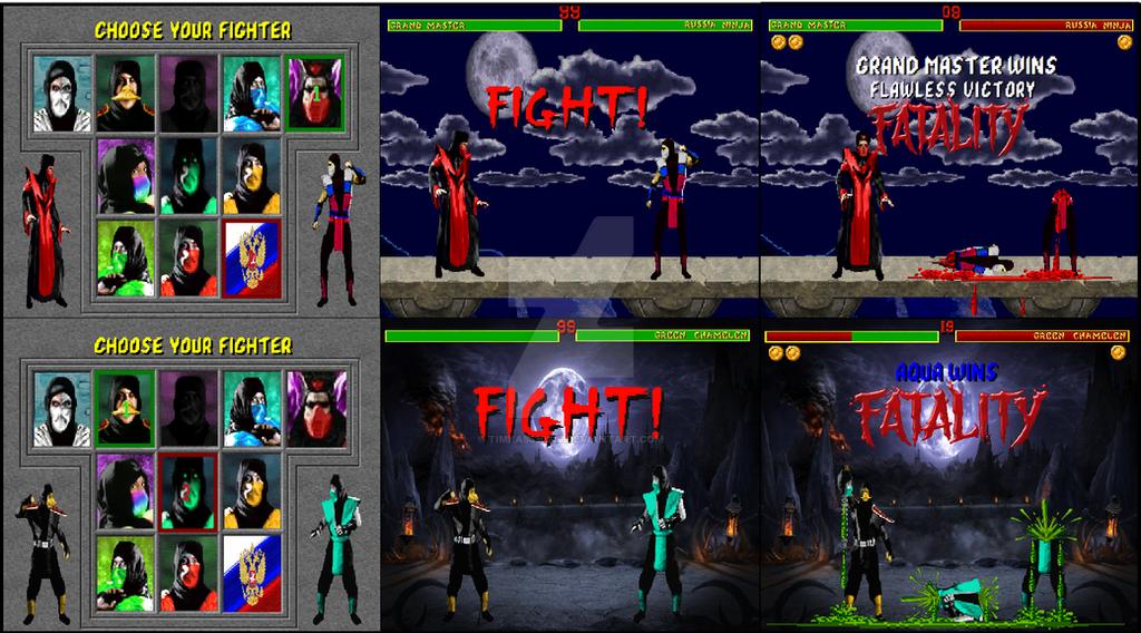 Mortal kombat 1 mugen (FAKE) by timka5530219 on DeviantArt