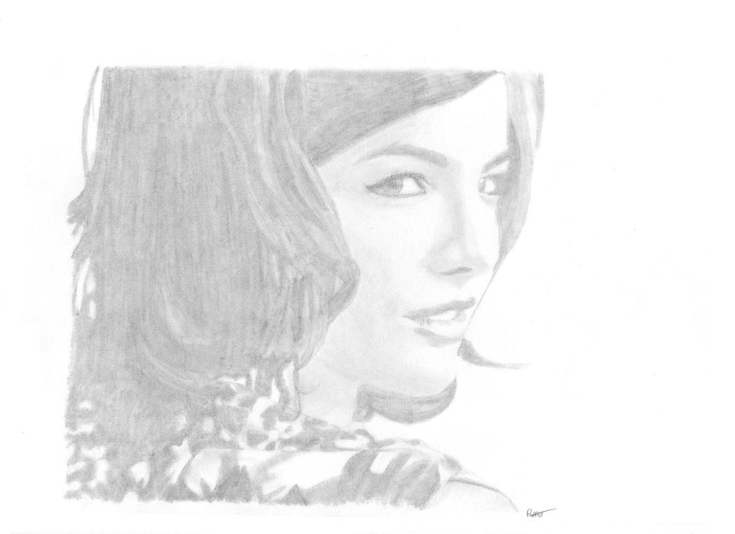 Camilla Belle By Hlcaste On Deviantart: Camilla Belle Drawing By Riancaa On DeviantArt