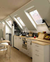 attic kitchen by itchy747