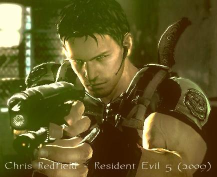 Chris Redfield Resident Evil 5 2009 By Akbar1994 On Deviantart